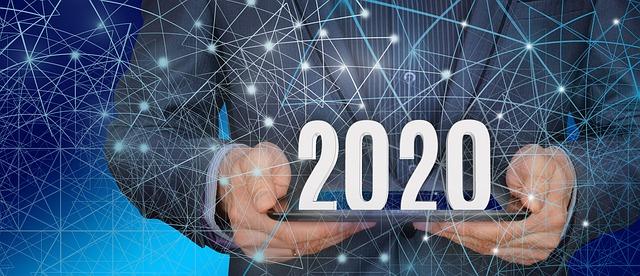 data v roce 2020