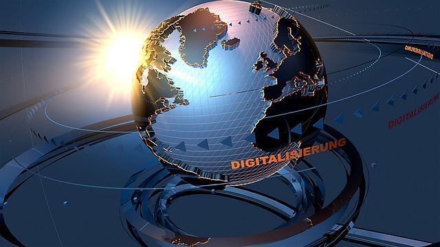 naše země v procesu digitalizace